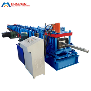 Z Purline Roll Forming Machine