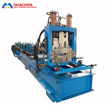 Quick Change C Z Purlin Roll Forming Machine