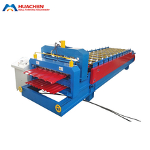 Customizable Double Deck Roll Forming Machine