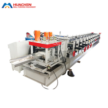 Punching Available ZEE Roll Forming Machine