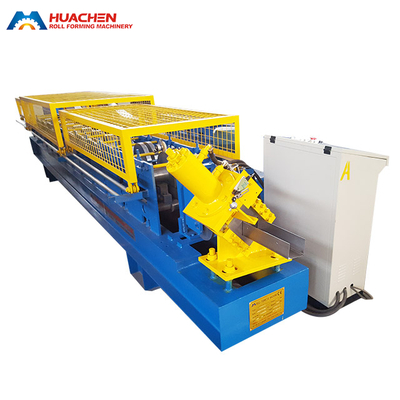 U Profile Roll Forming Machine Punching System Available